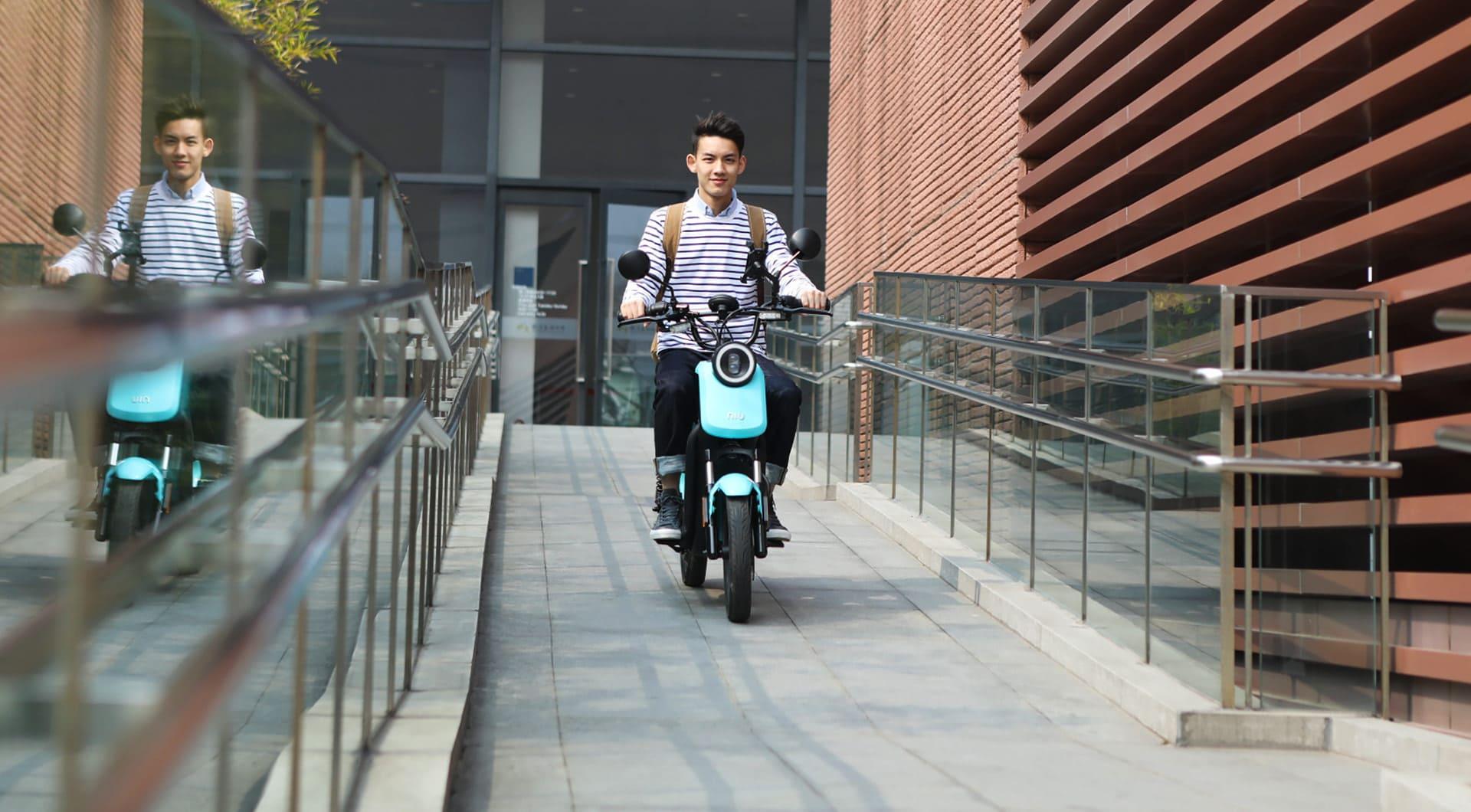Niu U Series Best Urban Scooter