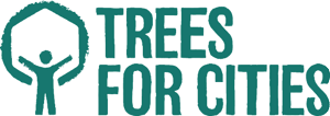 About Trees For Cities Logo