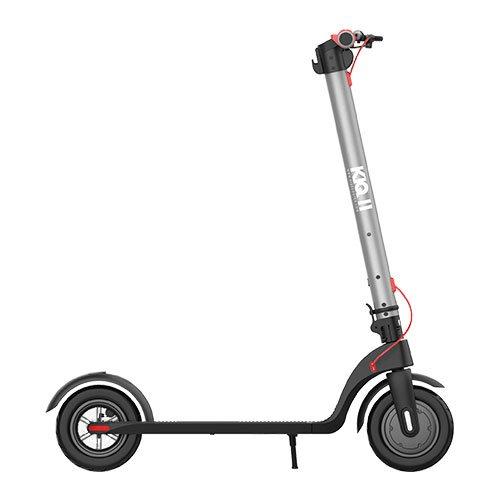 kiq 2 e scooter silver