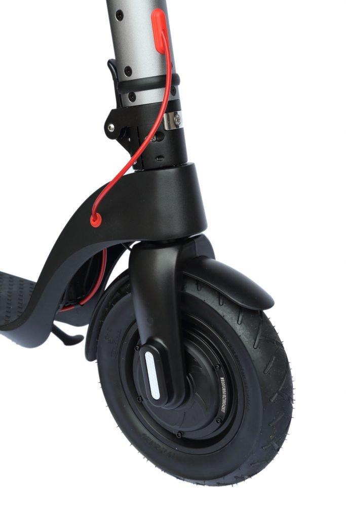 KIQ2 front wheel motor