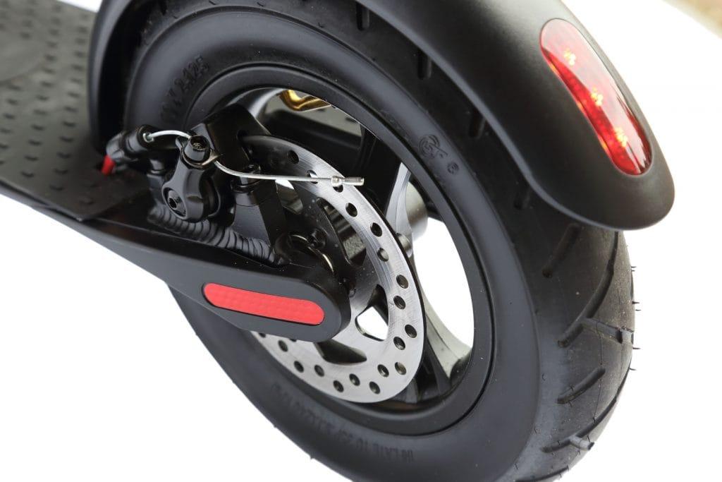 KIQ2 rear wheel disc break