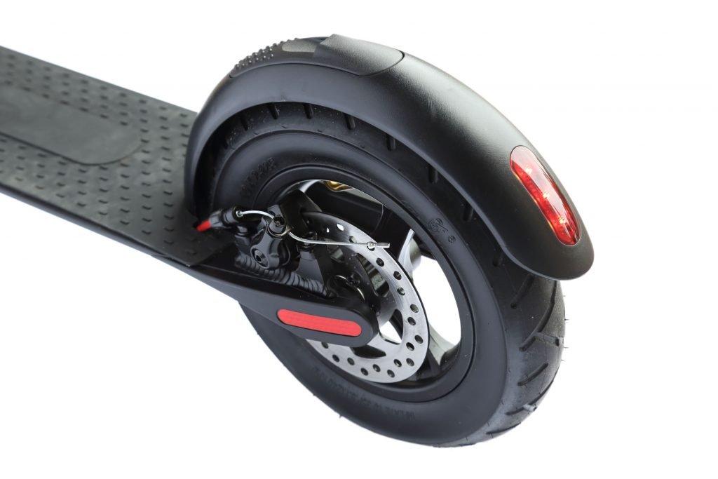KIQ2 rear wheel discbreak taillight