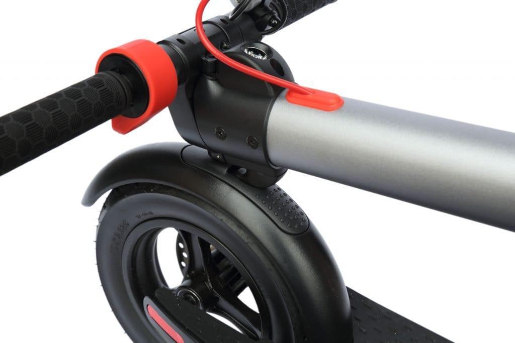 KIQ2 rear wheel fold latch