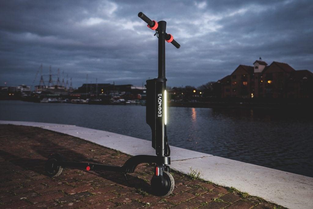 EcoMove EEZEE eScooters