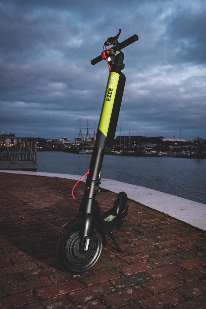 EcoMove EEZEE plus eScooters