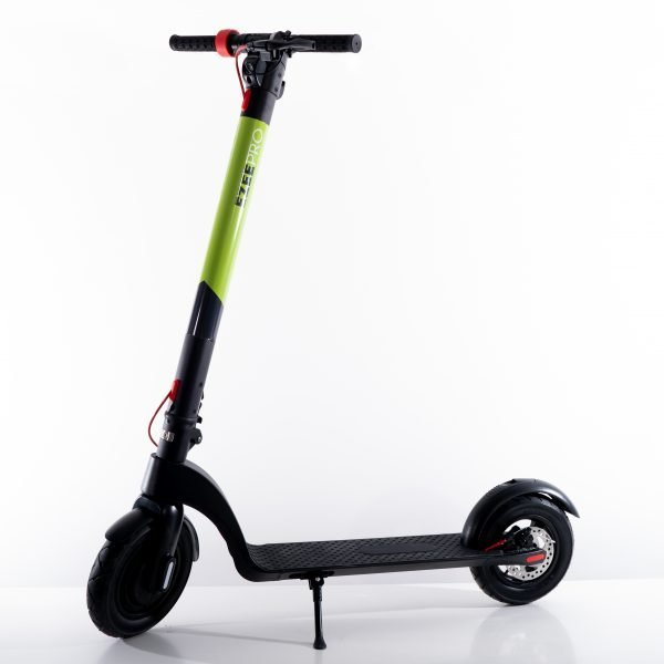 ecomove uk e scooter ezee pro with stand