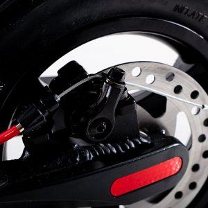 ecomove uk 0004 e scooter tripple brake system