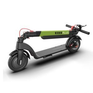 folded plus e scooters