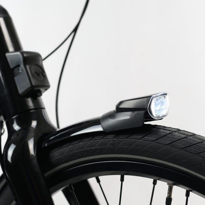 muto electric bi-cycle headlight