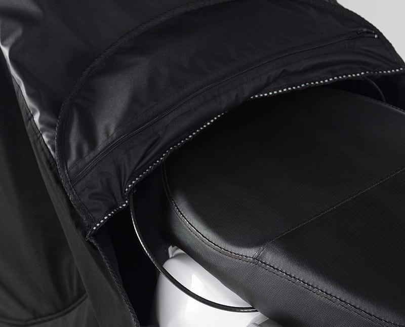 Niu N Series Waterproof Leg Cover Close Up