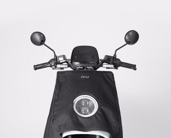 Niu N Series Waterproof Leg Cover Front