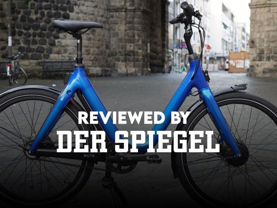 Der Spiegel Muto E Bicycle Review