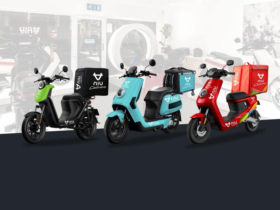 Ecomove Electric Delivery Bikes