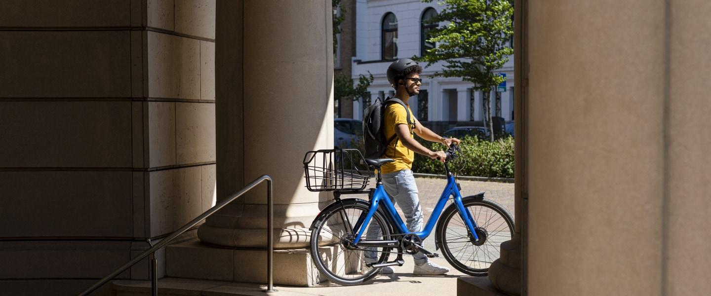 Ecomove Muto Stepthrough E Bicycle