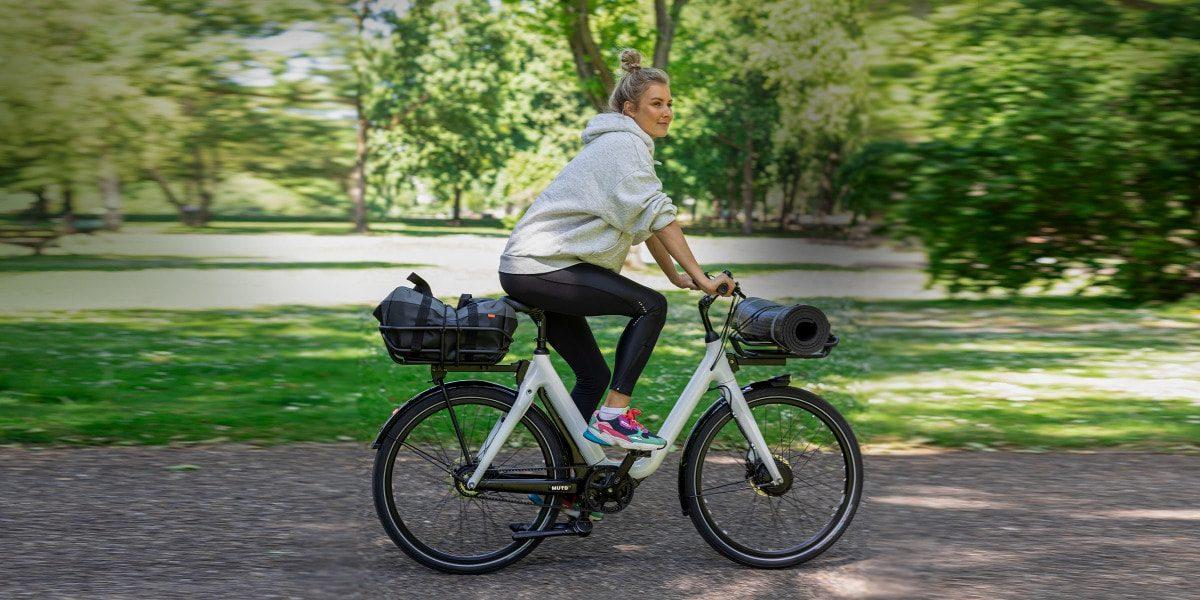 Electric Step-Through Bike Bristol