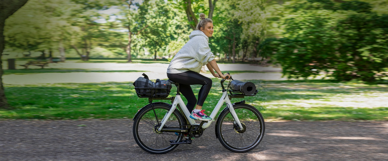 Stepthrough Electric Bike Bristol