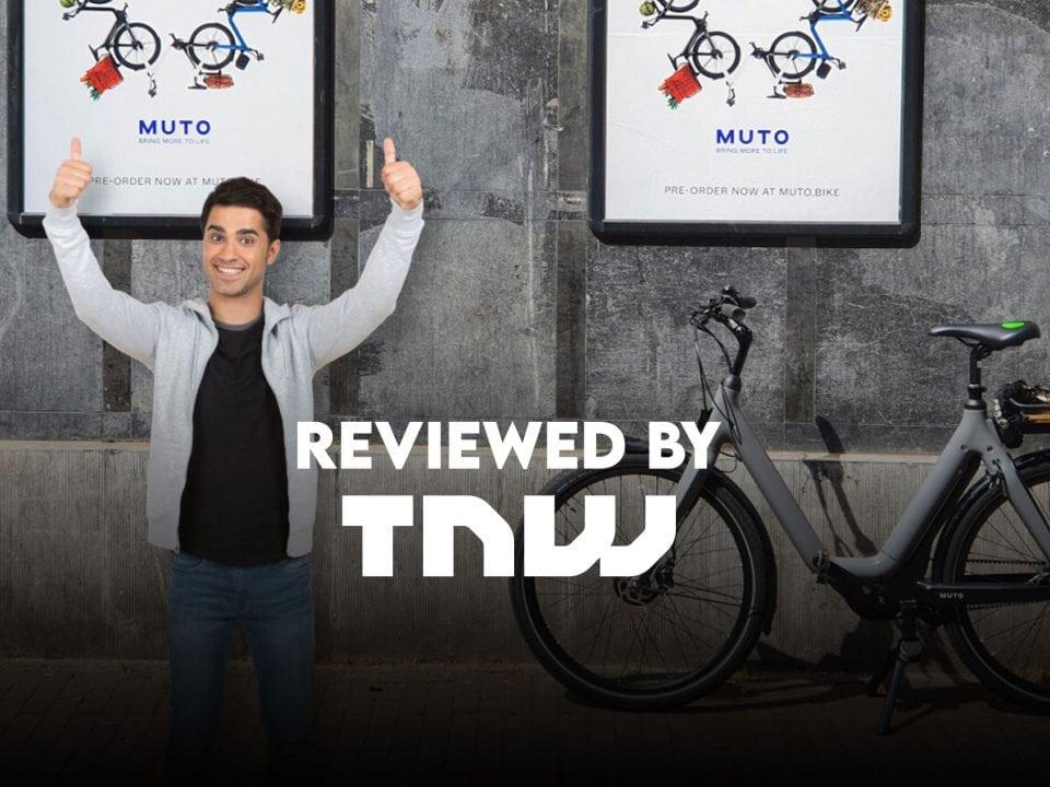 Muto E-Bike Review Step Thru