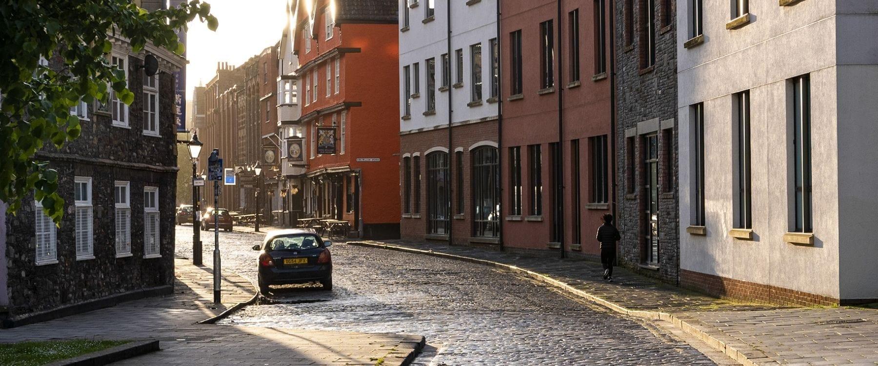 Bristol City Streets