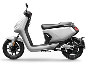 MQi GT All Electric moped