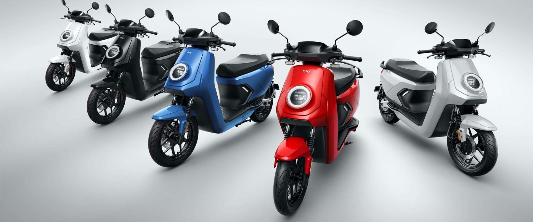 niu mgt electric moped bristol