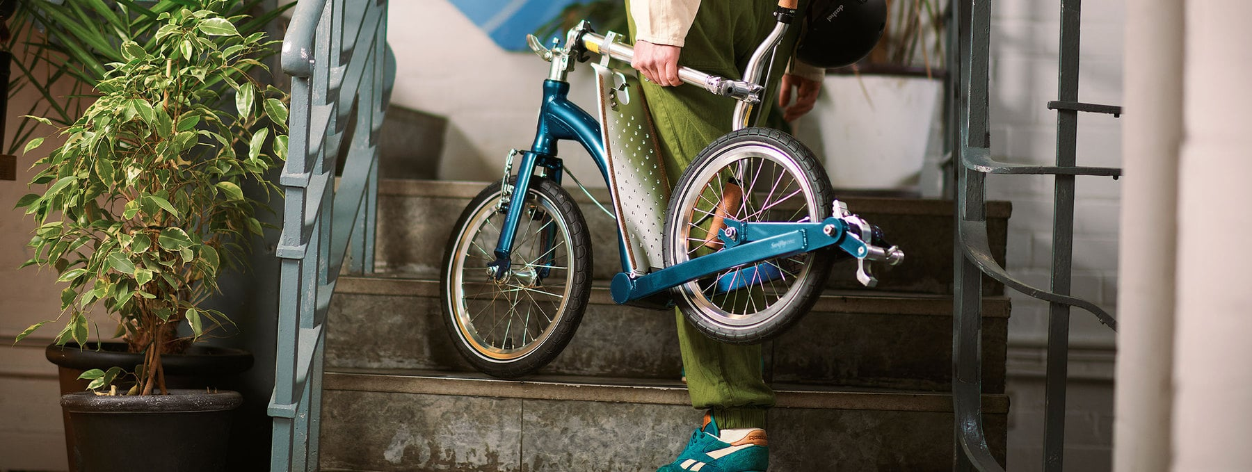 Swifty Eco Electric Scooter