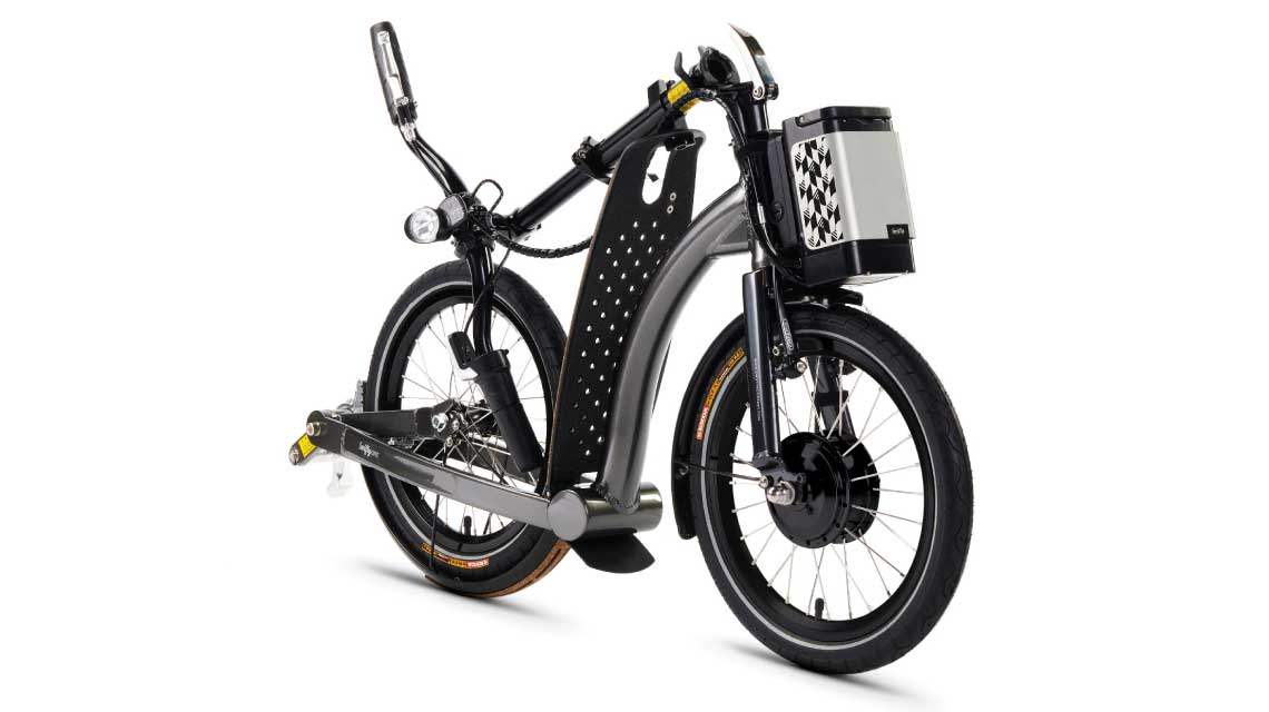 Swifty One E Scooter Foldable