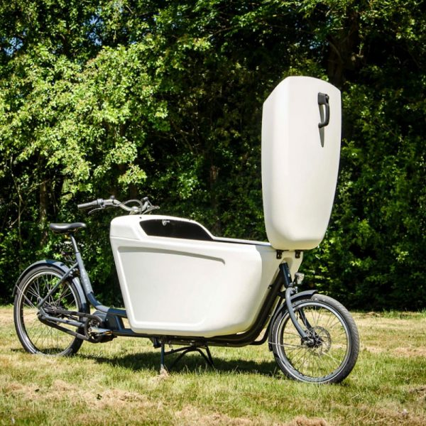Bicycle electric cargo eco