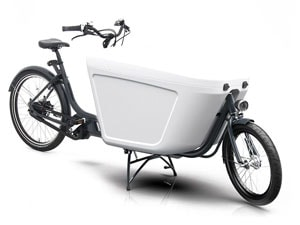 Electric Cargo Deliverybicycle