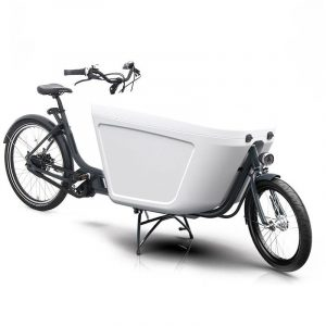 Raleigh Pro Bike electric cargo bike