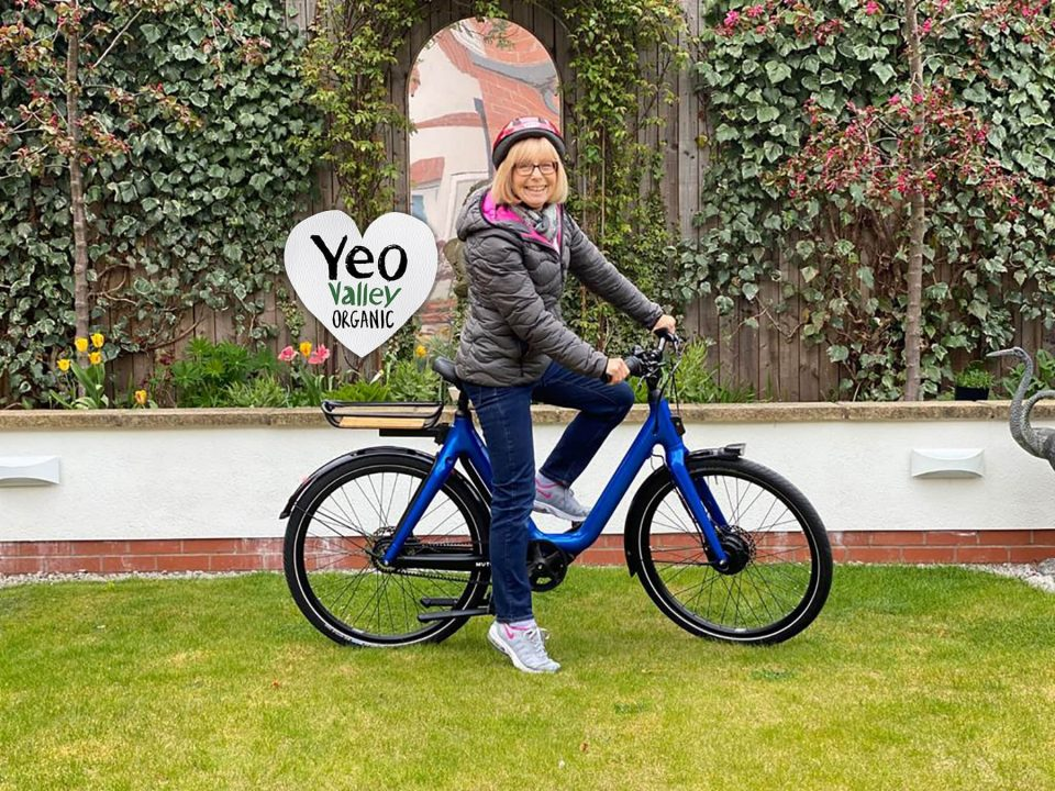 Yeo Valley Muto Bike Competition Winner