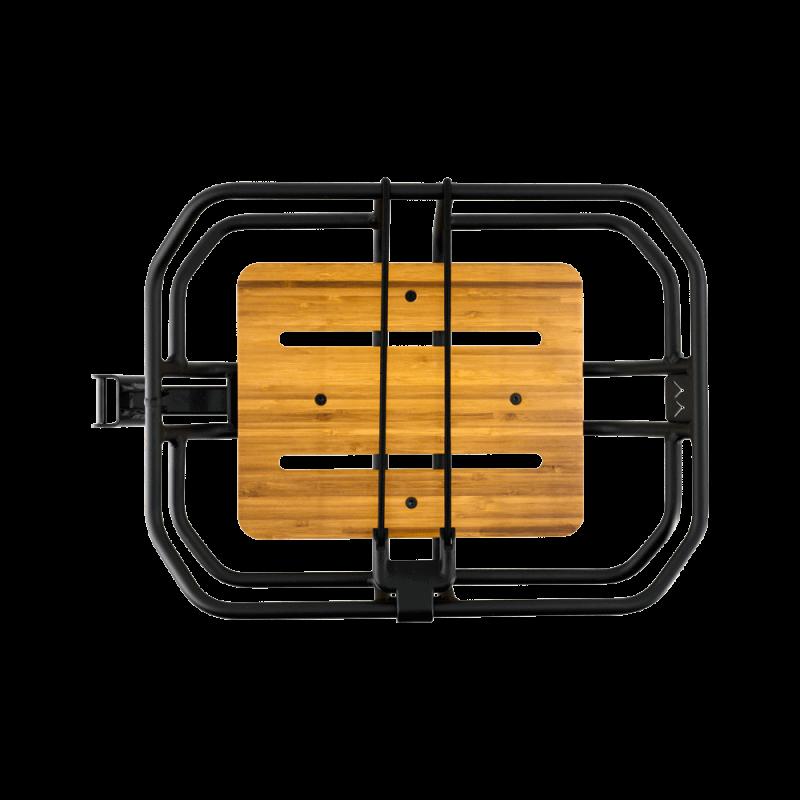 Muto Basket Chameleon L Bamboo