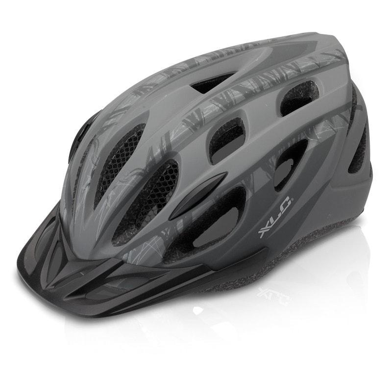 Xlc Mtb Grey Helmet