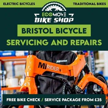 Bicycle Repairs Ecomove Bristol