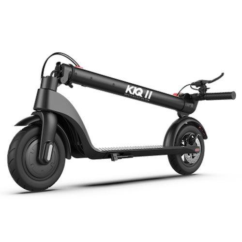 Kiq Electric Scooter Folded