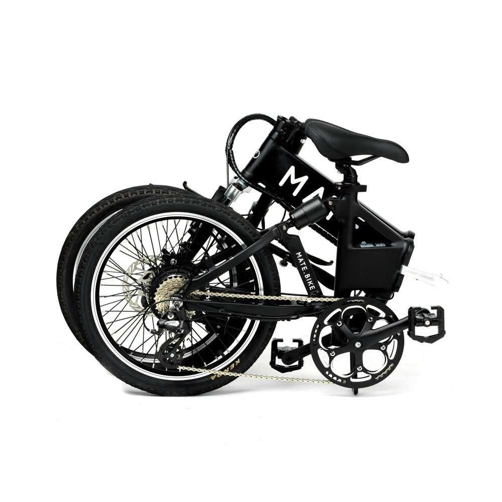 Mate X Electric Bike 750W Folded