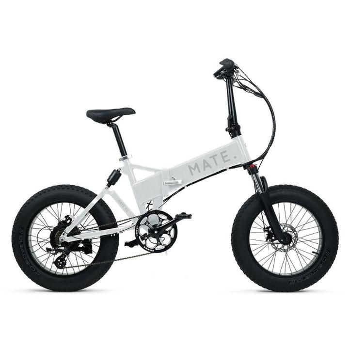 Mate X Electric Bike 750WGrey
