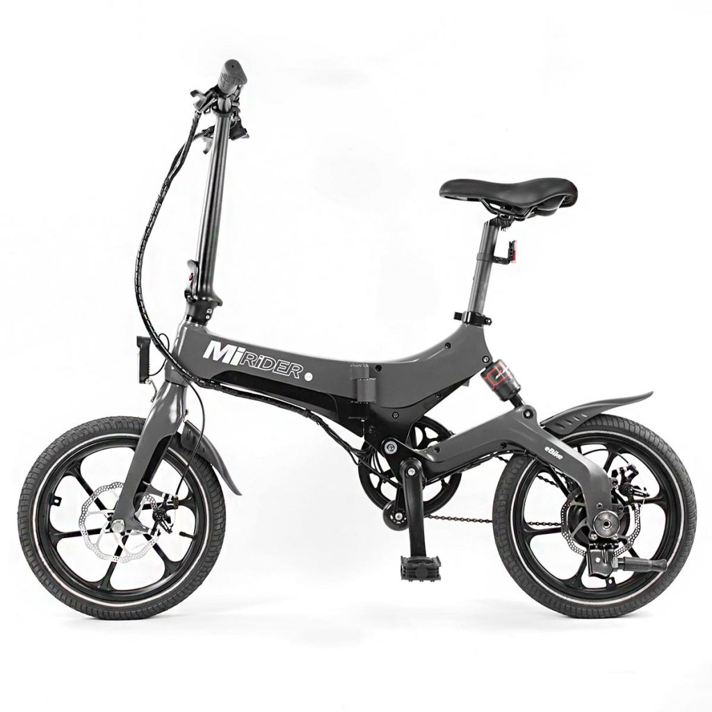 Mirider Folding Electric Bicycle