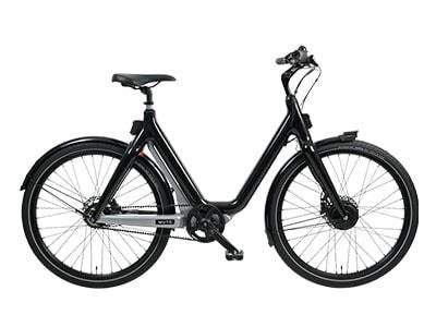 Muto Step-Through E-Bike – Black