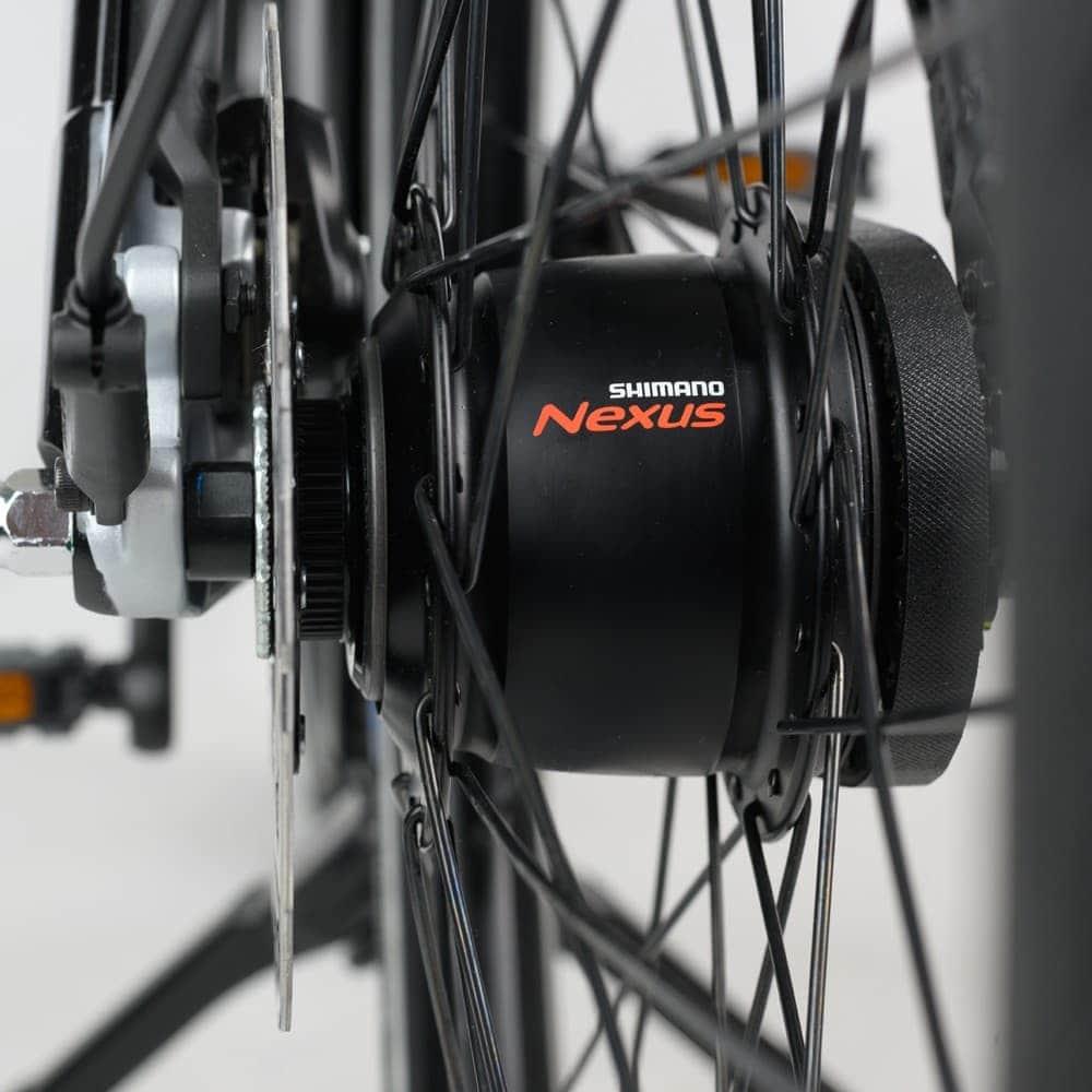 Muto Step-Through E-BikeElectric Motor