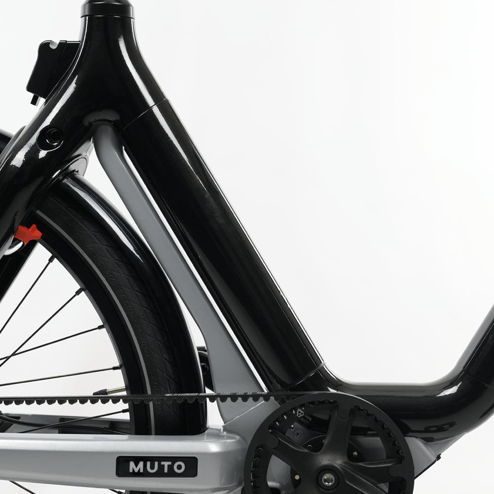 Muto Step-Through E-BikeWheel Lock
