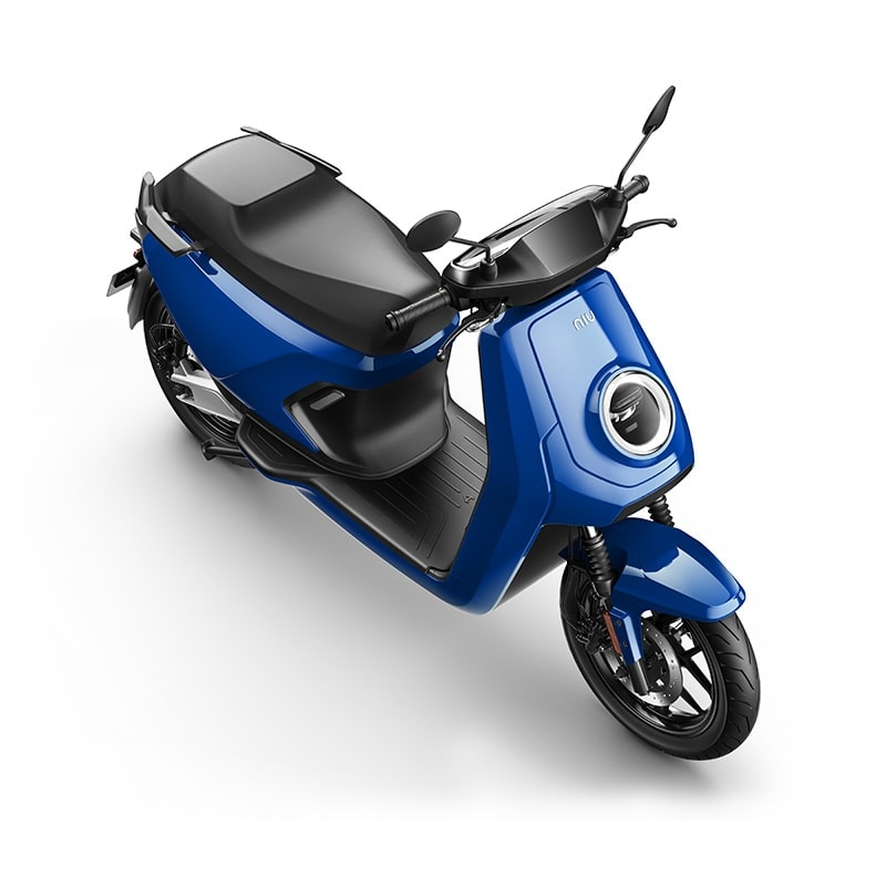Niu Mqi Gt + Extended RangeElectric Moped
