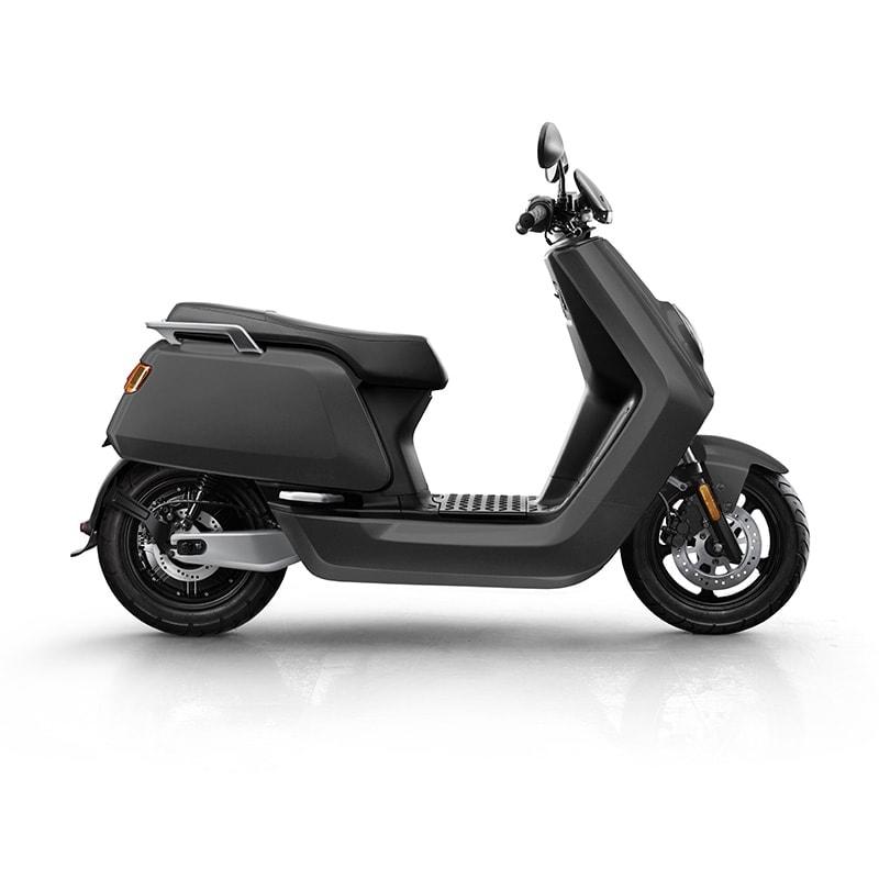Niu Nqi Sport Electric Moped Grey