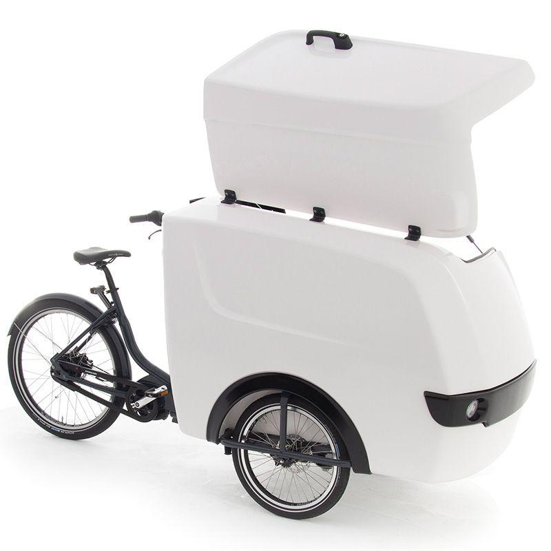 Raleigh E-Cargo – Electric Cargo TrikeProduct