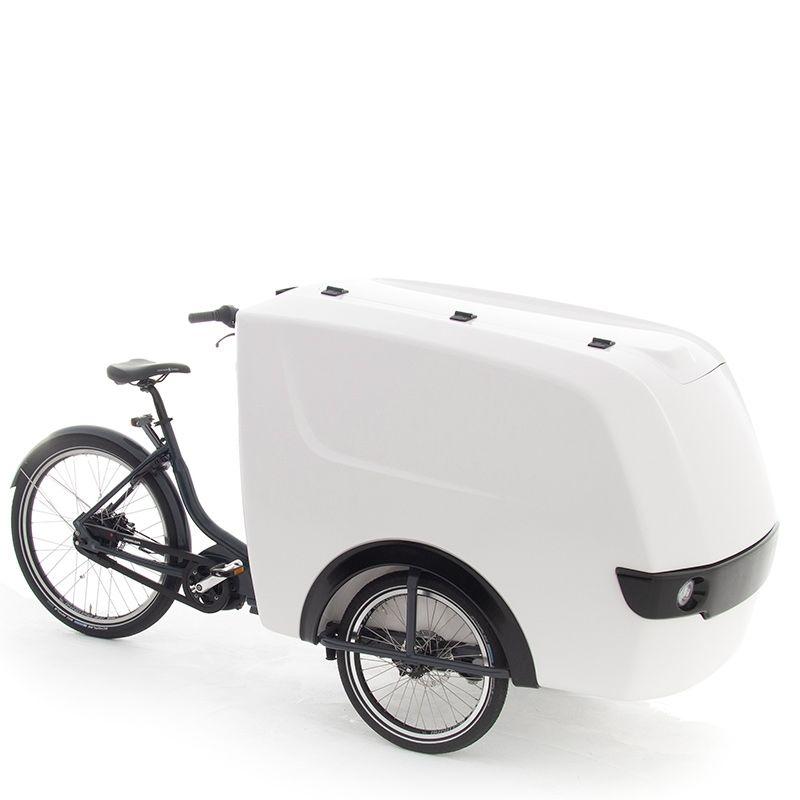 Raleigh E-Cargo – Electric Cargo Trike Xl