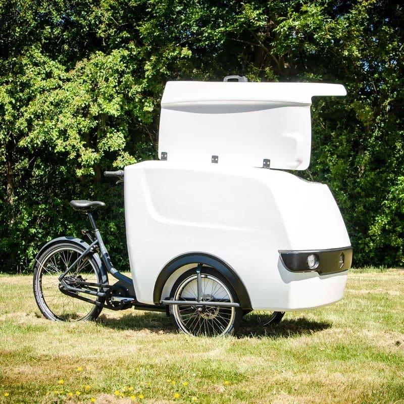 Raleigh E-Cargo – Electric Cargo TrikeOutdoors