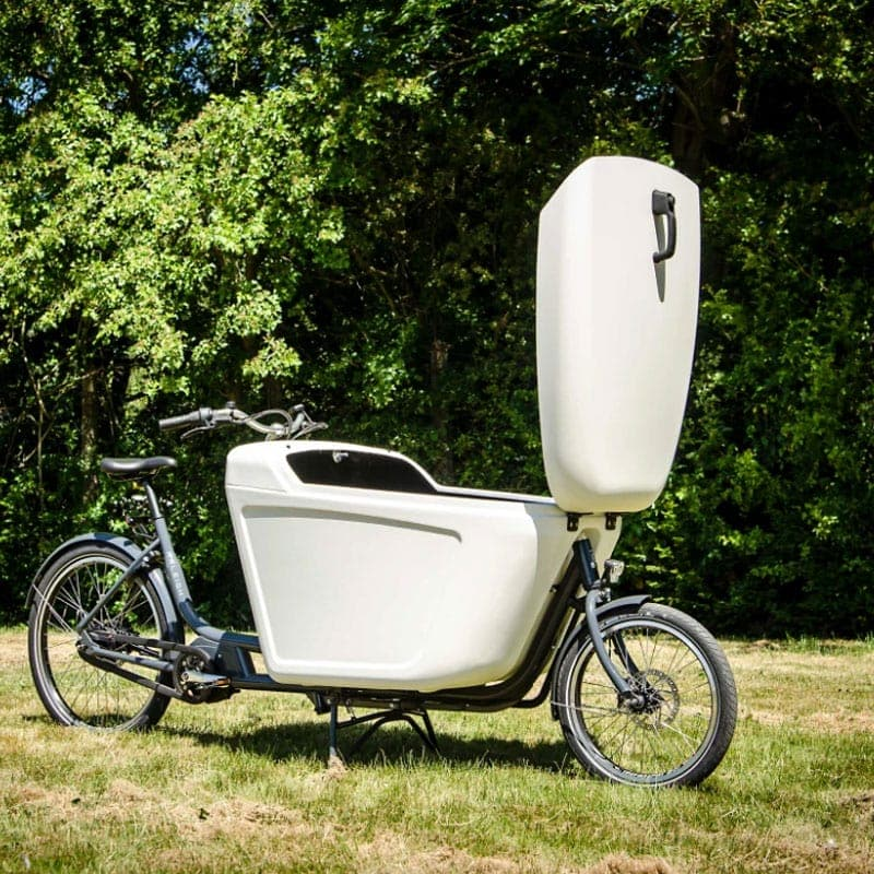 Raleigh Pro Electric Cargo Bicycle