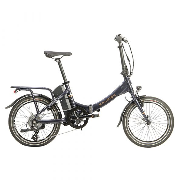Stow E Way Raleigh Bicycle