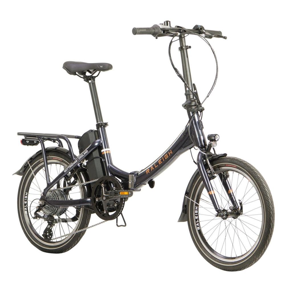 Stow E Way Raleigh E Bike