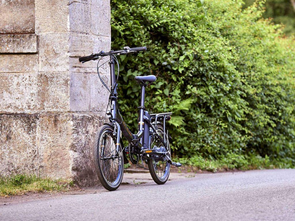 Stoweway Foldable Ebike