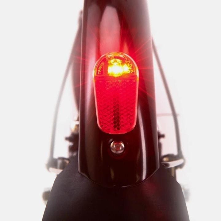 Swifty Zero-Electric Scooter Back Light